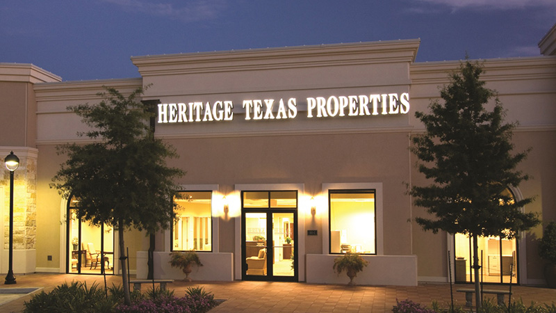 Heritage Texas Properties - Vintage Park Houston