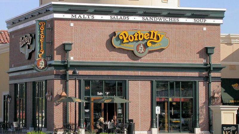 Potbelly Sandwich Works - Vintage Park Houston