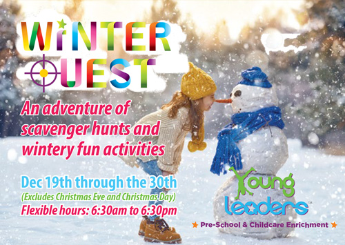 "Young Leaders ""Winter Quest"""