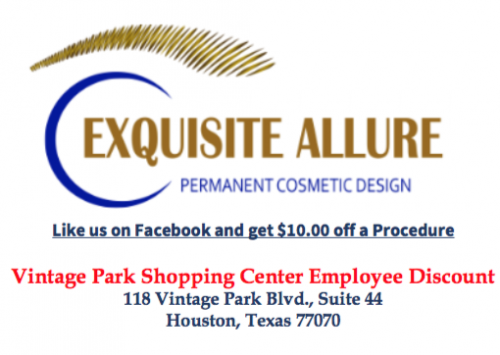 Exquisite Allure Specials
