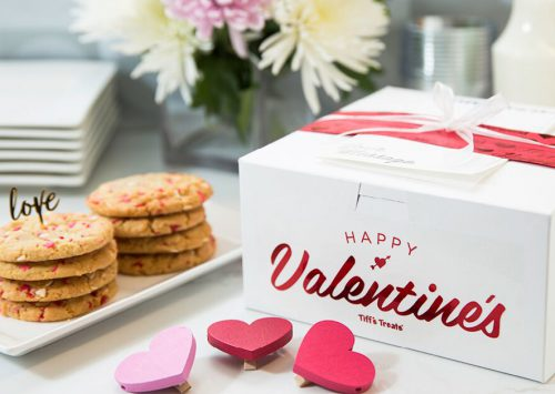 Tiff's Treats – Valentine's Day specials