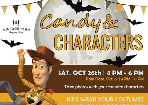 Candy & Characters